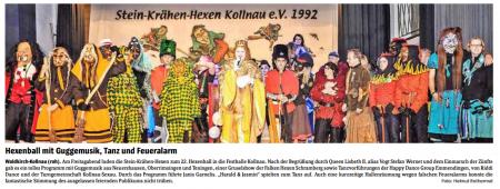 Pressebericht des Elztäler Wochenberichts vom 06.03.2014